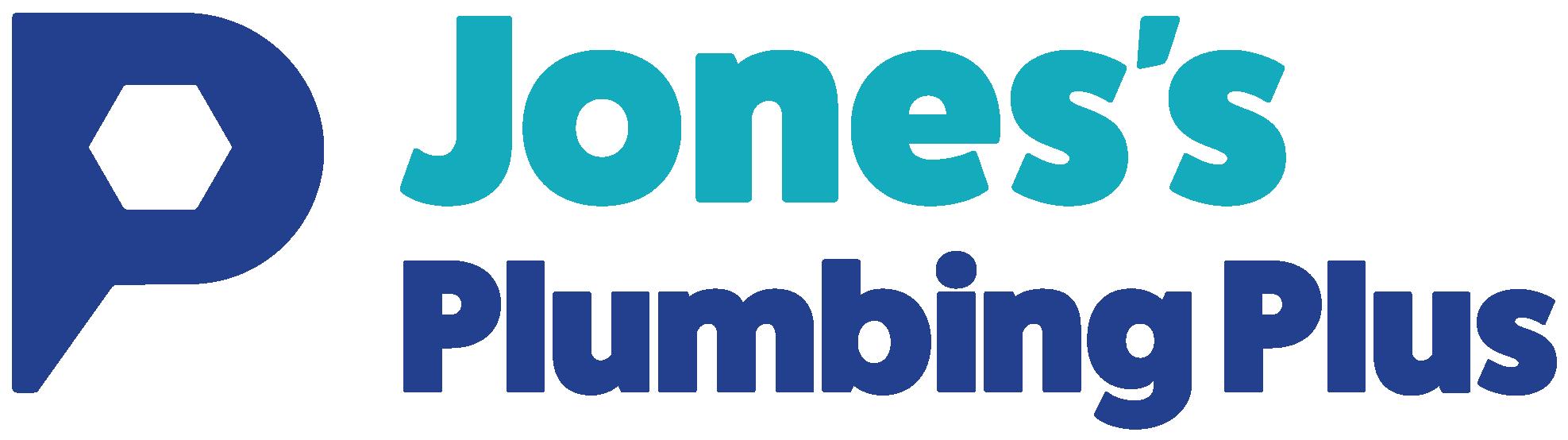 Jones Plumbing Plus Logo